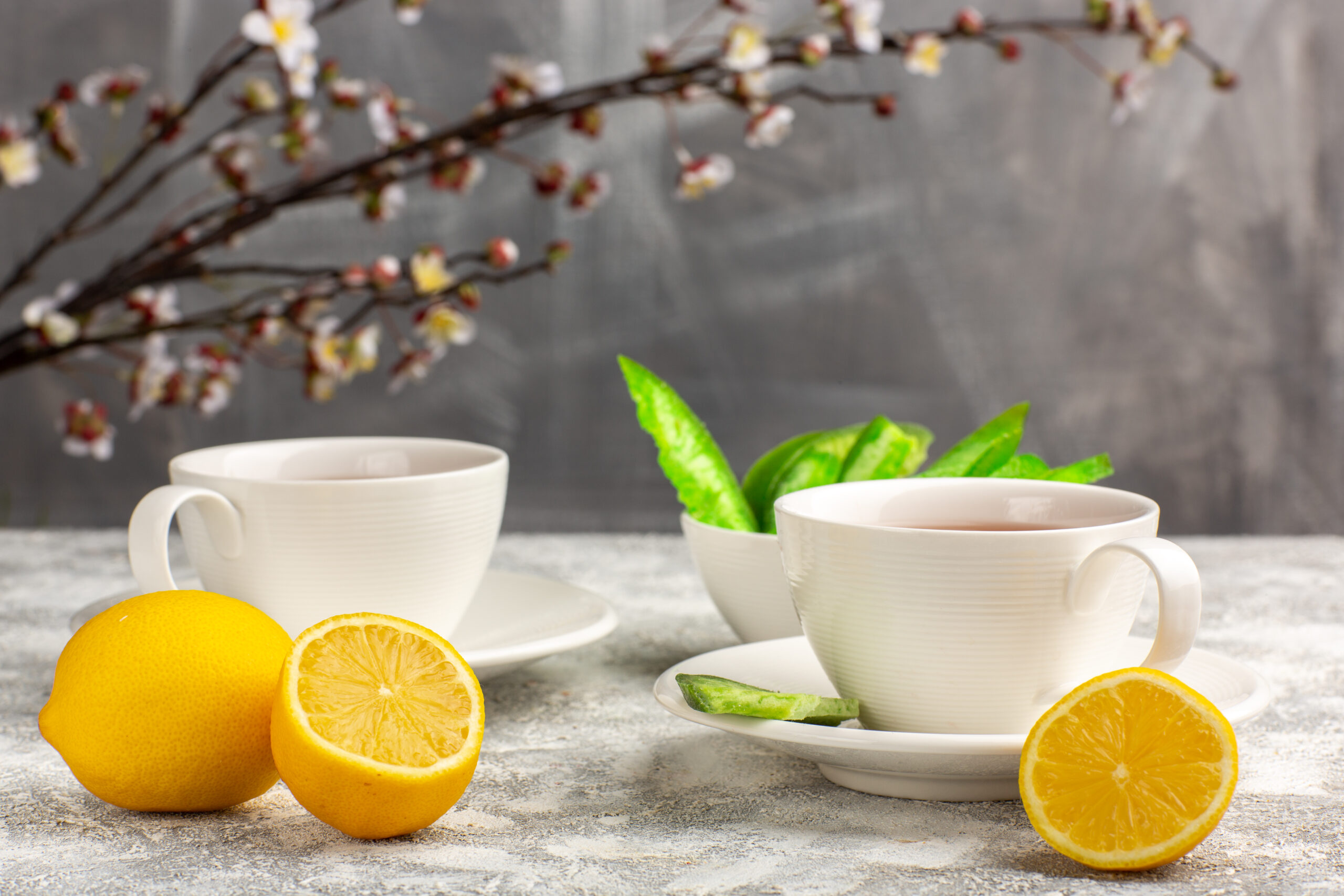 How To Make Lemon Green tea & Its Benefits